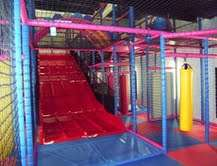 Play area at Kids Kindom Carrick on Shannon
