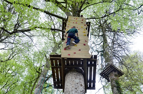 Ultimate Climbing Wall