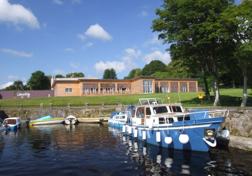 Visitor Centre at Lough Key