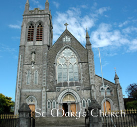 St. Marys Church Carrick on Shannon