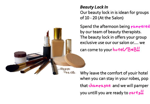 Beauty lock in