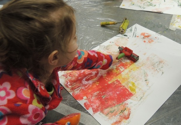 MyCarrick Event - The Dock - The Dock - Baby and Toddler Creative Morning October