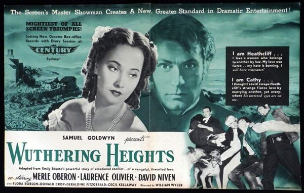 MyCarrick Event - The Dock - The Dock - CLASSIC CINEMA : WUTHERING HEIGHTS