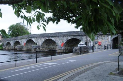 The Bridge Carrick on Shannon