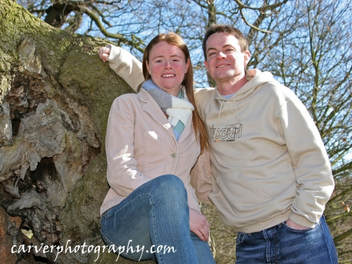 Portrait Pre-Wedding Photo Shoot