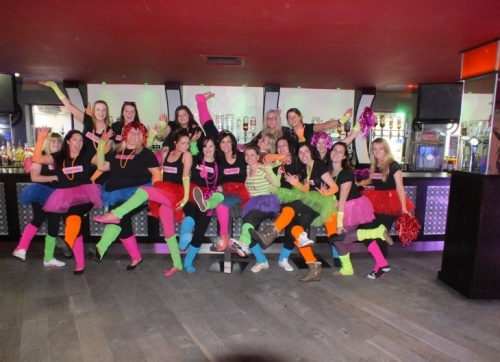 Hen Party Dance Gallery Image
