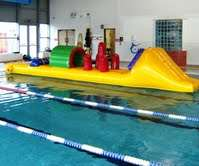 Childrens Aqua Obstacle Course Summer Camps @ Aura