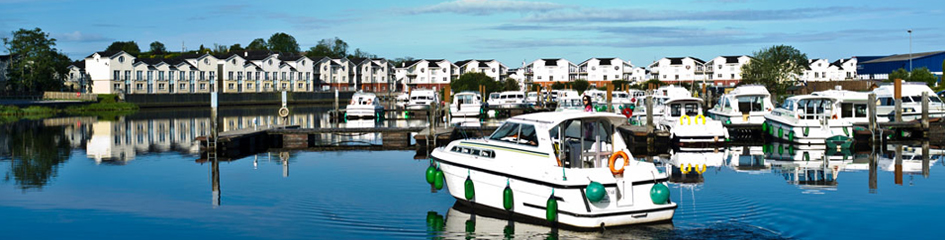 MyCarrick.ie - Map Information for Carrick on Shannon -  Cruising in Carrick on Shannon