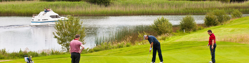 MyCarrick.ie - Your Carrick on Shannon -  Golfing in Carrick on Shannon