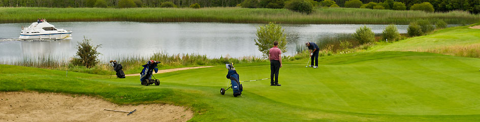 MyCarrick.ie - To Do in Carrick on Shannon - Golf Carrick on Shannon