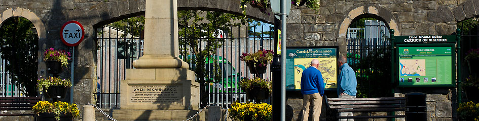 MyCarrick.ie - Tourist Information in Carrick on Shannon - Clock street