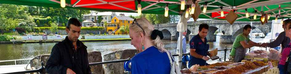 MyCarrick.ie - What's on in Carrick on Shannon - Stall on shannon